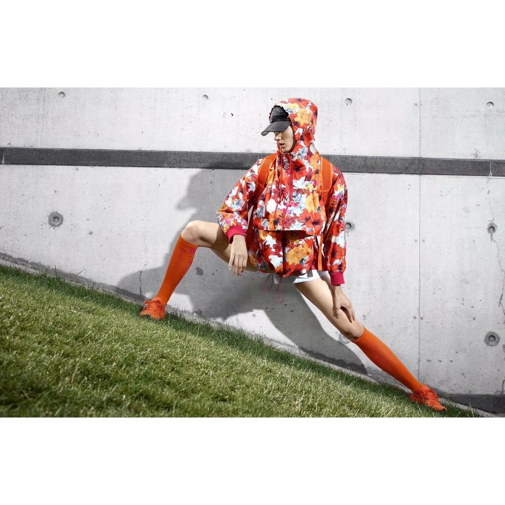 Stella Mc Cartney for Adidas lookbook