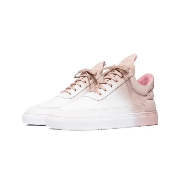 low top degrade filling pieces