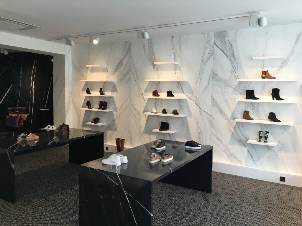 Some of our sneakers instore