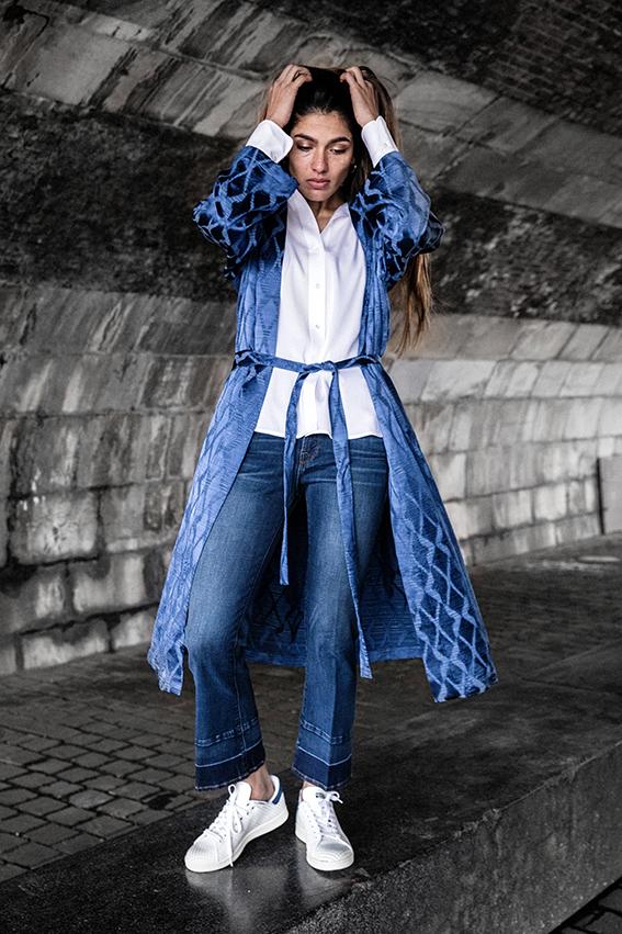 Masscob Azur coat