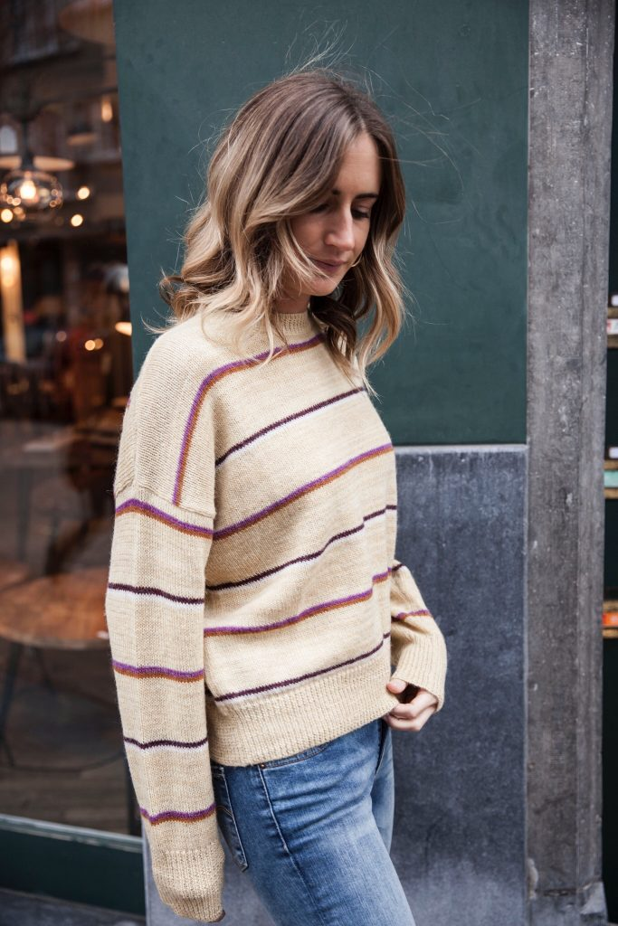 Knitwear Marant Bluepoint Etoile Striped Isabel mN8vnP0ywO
