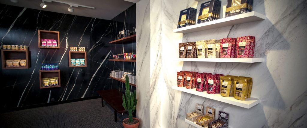 organic food corner