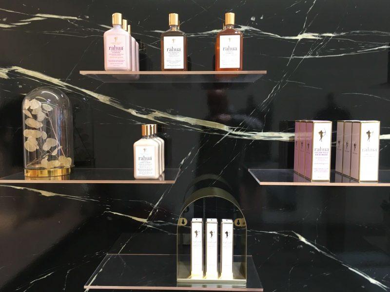 Organic Beauty Corner Rahua hair care