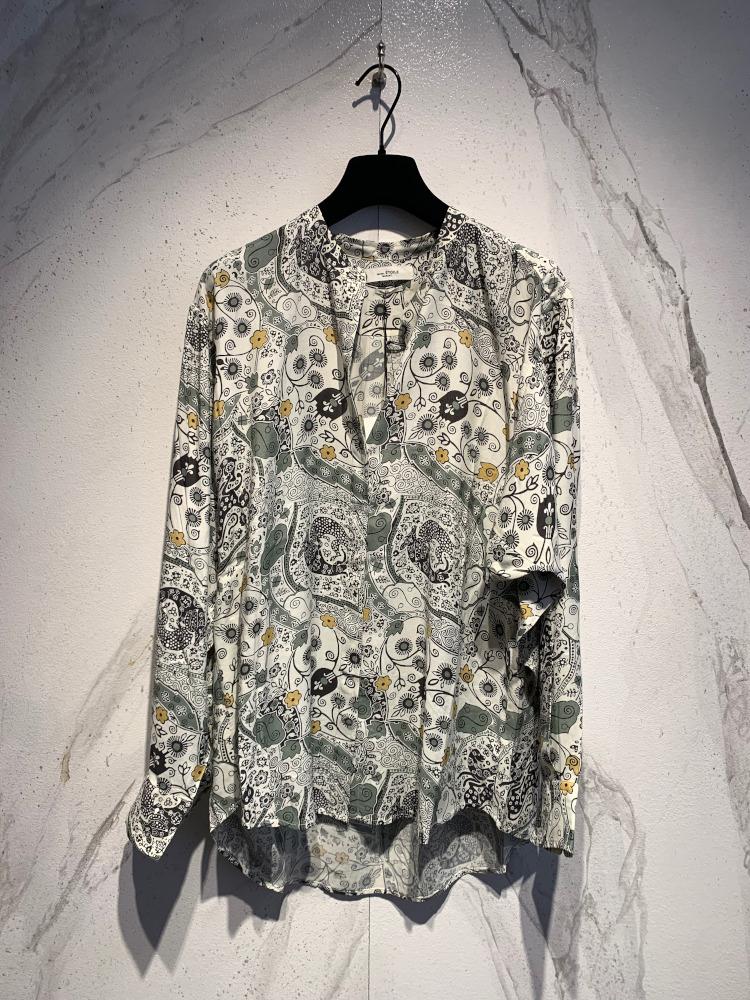 Isabel Marant Catchell blouse