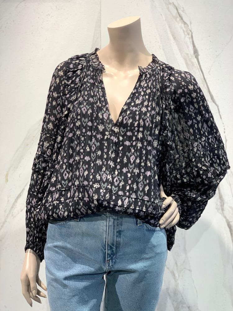Isabel Marant Eyden blouse