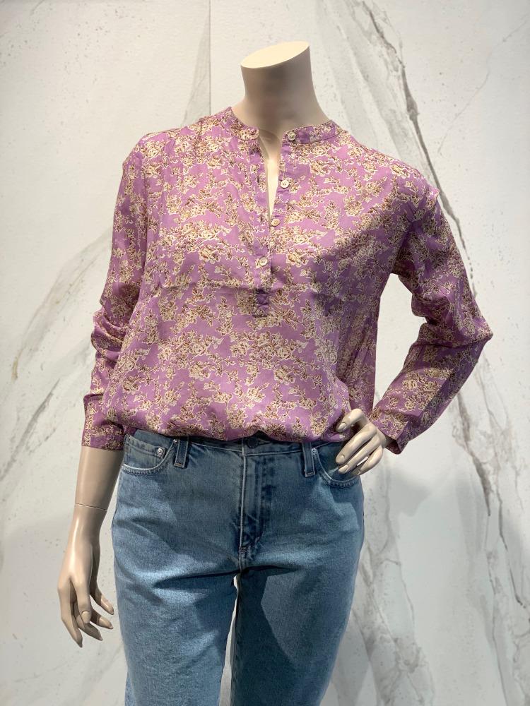 Isabel Marant Maria blouse lila