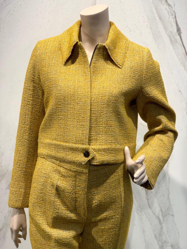Victoria Beckham boucle jacket