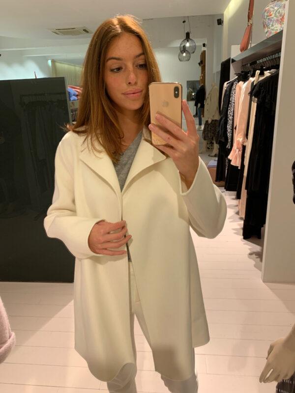 theory overlay coat